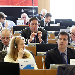 12 May 2017, 123rd Plenary Session of the European Committee of the Regions <br /> Belgium - Brussels - May 2017 <br /> <br /> Mr MCCARTHY Kieran, Cork City Council,Ireland<br /> <br /> © European Union / Patrick Mascart