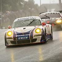 #93 Porsche 997 GT3 RSR - Autorlando Sport (Drivers - Allan Simonsen, Pierre Ehret and Lars Nielsen) GT2, Le Mans 24Hr 2007