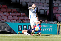 Sam Minihan. York City 0-1 Stockport County. Pre Season Friendly. 19.9.20