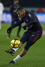 Paris Saint-Germain v Montpellier - 20 February 2019