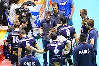 Dorian ROUGEYRON - 14.03.2015 - Lyon / Paris - 24e journee Ligue A<br /> Photo : Jean Paul Thomas / Icon Sport