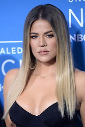 May 15, 2017 - New York, NY, USA - May 15, 2017  New York City..Khloe Kardashian attending the 2017 NBCUniversal Upfront at Radio City Music Hall on May 15, 2017 in New York City. (Credit Image: © Kristin Callahan/Ace Pictures via ZUMA Press)