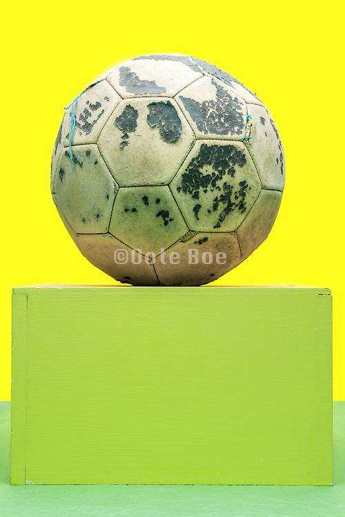 deteriorating football
