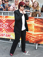 Sharon Osbourne, The X Factor 2017 - Bootcamp Judge Arrivals, The SSE Arena Wembley, London UK, 21 July 2017, Photo by Brett D. Cove