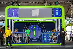 Público aproveita as ações de marketing da Agipag durante a 22ª edição do Planeta Atlântida. O maior festival de música do Sul do Brasil ocorre nos dias 3 e 4 de fevereiro, na SABA, na praia de Atlântida, no Litoral Norte gaúcho.  Foto: Marcos Nagelstein / Agência Preview