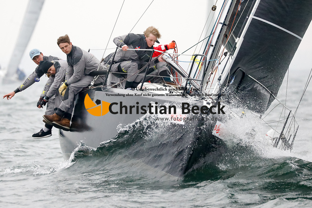 , Kiel - Maior 28.04. - 01.05.2018, ORC 3 - OneSpirit - GER 7433 - Gordon NICKEL - Segler-Vereinigung Cuxhaven e.V