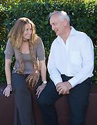 Nesle mentoring program-Peter Millar with mentee Anja.