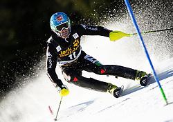GROSS Stefano of Italy competes during Men's Slalom - Pokal Vitranc 2014 of FIS Alpine Ski World Cup 2013/2014, on March 9, 2014 in Vitranc, Kranjska Gora, Slovenia. Photo by Matic Klansek Velej / Sportida