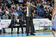 DESCRIZIONE : Eurolega Euroleague 2014/15 Gir.A Real Madrid - Dinamo Banco di Sardegna Sassari<br /> GIOCATORE : Romeo Sacchetti<br /> CATEGORIA : Allenatore Coach<br /> SQUADRA : Dinamo Banco di Sardegna Sassari<br /> EVENTO : Eurolega Euroleague 2014/2015<br /> GARA : Real Madrid - Dinamo Banco di Sardegna Sassari<br /> DATA : 05/11/2014<br /> SPORT : Pallacanestro <br /> AUTORE : Agenzia Ciamillo-Castoria / Luigi Canu<br /> Galleria : Eurolega Euroleague 2014/2015<br /> Fotonotizia : Eurolega Euroleague 2014/15 Gir.A Real Madrid - Dinamo Banco di Sardegna Sassari<br /> Predefinita :