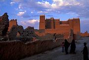 Ruins of D'arriyah, near Riyadh
