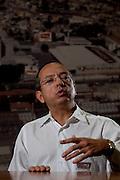 Belo Horizonte_MG, Brasil.<br /> <br /> Vice-presidente de Vendas de Marketing da Vilma, Cezar Tavares.<br /> <br /> Marketing vice-president of  Vilma, Cezar Tavares.<br /> <br /> Foto: LEO DRUMOND / NITRO