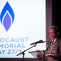 Holocaust Memorial Day 26.01.2017