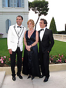 Milutin Gatsby, Sarah Ferguson and Laurence Bender..2011 amfAR's Cinema Against AIDS Gala Inside..2011 Cannes Film Festival..Hotel Du Cap..Cap D'Antibes, France..Thursday, May 19, 2011..Photo By CelebrityVibe.com..To license this image please call (212) 410 5354; or.Email: CelebrityVibe@gmail.com ;.website: www.CelebrityVibe.com
