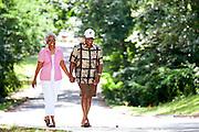 MARIANNA, FLA. 6/22/10-JACKSON 062210 CH-Chelula and Roger Clay for Jackson Hospital in Marianna, Fla. ..COLIN HACKLEY PHOTO