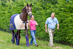 Langehanenberg Helen, (GER), Damon Hill NRW<br /> Alltech FEI World Equestrian Games™ 2014 - Normandy, France.<br /> © Hippo Foto Team - Leanjo de Koster<br /> 25/06/14