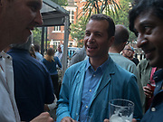 MATTHEW SLOTOVER, The Approach 20th Anniversary party. The Approach, Bethnal Green. London. 3 July 2017