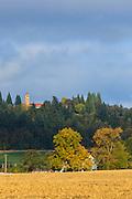 USA, Oregon, Mt. Angel, the Abbey at Mt.  Angel