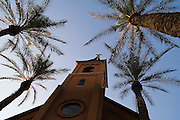 Old Saint Mary's Church, built in 1903, is the oldest church in Tempe, Arizona, and a National Historic Landmark.