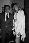 ANDRE BALAZ AND THE COMTESSE ANNA DE PAHLEN, The Launch of the Cavalli Selection. 17 Berkeley St. London. 29 May 2008.   *** Local Caption *** -DO NOT ARCHIVE-© Copyright Photograph by Dafydd Jones. 248 Clapham Rd. London SW9 0PZ. Tel 0207 820 0771. www.dafjones.com.