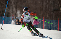 Francis Piche Invitational J4 Slalom 2nd run March 18, 2012.