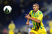 FOOTBALL - FRENCH CHAMPIONSHIP 2010/2011 - L2 - ES TROYES v FC NANTES - 13/08/2010 - PHOTO GUILLAUME RAMON / DPPI - <br /> WILLIAM VAINQUEUR (NANTES)