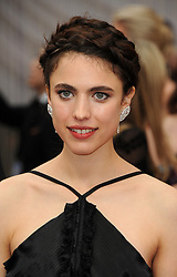 Margaret Qualley at the 92nd Academy Awards held at the Dolby Theatre in Hollywood, USA on February 9, 2020.