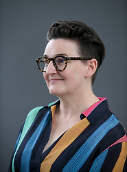 Mary Paulson-Ellis appears at the 2019 Edinburgh International Book Festival.<br /> <br /> Mary Paulson-Ellis follows up her 2017 Waterstones Scottish Book of the Year with The Inheritance of Solomon Farthing, a historical mystery that sees a modern-day heir hunter in Scotland seeking the owner of a dead man's fortune. <br /> <br /> © Dave Johnston / EEm