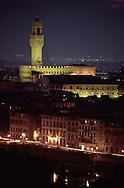 Illuminated Castle
