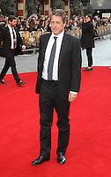 Hugh Grant, Florence Foster Jenkins - World film premiere, Leicester Square, London UK, 12 April 2016, Photo by Richard Goldschmidt
