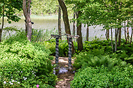 Garden of Arne and Milly Glimche, Georgica Close Rd, East Hampton, NY, Parrish Art Museum Landscape Pleasure 2017 garden tour