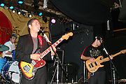 **EXCLUSIVE**.Michael Imperioli playing with his new band ¿ÄúLa Dolce Vita¿Äù.Don Hill¿Äôs Nightclub.New York, NY, USA.Wednesday, August 30, 2006.Photo By Selma Fonseca/ Celebrityvibe.com.To license this image call (212) 410 5354 or;.Email: celebrityvibe@gmail.com; .Website: http://www.celebrityvibe.com/. ....