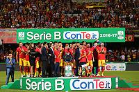 Celebrazione Promozione in Serie A del Benevento, Benevento Serie A Promotion CelebrationBenevento 08-06-2017  Stadio Ciro Vigorito<br /> Football Campionato Serie B 2016/2017. Finale Play-off<br /> Benevento - Carpi<br /> Foto Cesare Purini / Insidefoto