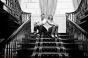 Pre Wedding Photographs of Natalie & Roy at Colwick Hall Hotel, Nottingham.