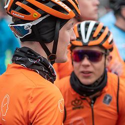 31-03-2019: Wielrennen: Kattekoers: Ieper<br /> Axel van der Tuuk