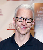 """Anderson Cooper Signs Copies Of His New Book """"The Rainbow Comes And Goes"""""""