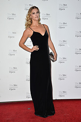 September 24, 2018 - New York, NY, USA - September 24, 2018  New York City..Nina Agdal attending Metropolitan Opera Opening Night at Lincoln Center on September 24, 2018 in New York City. (Credit Image: © Kristin Callahan/Ace Pictures via ZUMA Press)
