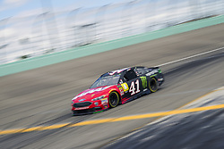 November 17, 2018 - Homestead, Florida, U.S. - Kurt Busch (41) takes to the track to practice for the Ford 400 at Homestead-Miami Speedway in Homestead, Florida. (Credit Image: © Justin R. Noe Asp Inc/ASP)