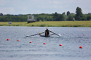 Race: 68  Event: Women's Single Sculls - Championship - Heat<br /> <br /> National Schools Regatta 2018<br /> Sunday<br /> <br /> To purchase this photo, or to see pricing information for Prints and Downloads, click the blue 'Add to Cart' button at the top-right of the page. The Metropolitan Regatta 2018 The Metropolitan Regatta 2018 The Metropolitan Regatta 2018