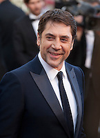 Actor Javier Bardem at the gala screening for the film The Last Face at the 69th Cannes Film Festival, Friday 20th May 2016, Cannes, France. Photography: Doreen Kennedy