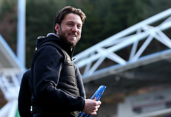 Harry Arter of Bournemouth smiles on arrival at the John Smiths Stadium for the Premier League Match with Huddersfield Town - Mandatory by-line: Robbie Stephenson/JMP - 11/02/2018 - FOOTBALL - The John Smith's Stadium - Huddersfield, England - Huddersfield Town v Bournemouth - Premier League