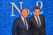 Ben Stiller and Valentino - Paramount Pictures Presents A 'Fashionable' Screening of Zoolander No.2  - the sequel directed by and starring Ben Stiller.