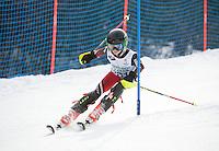 BWL at Gunstock J4 giant slalom and J5 slalom  March 4, 2012.