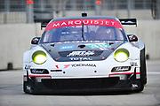 September 2-4, 2011. American Le Mans Series, Baltimore Grand Prix. 48 Paul Miller Racing, Bryce Miller, Sascha Maassen, Porsche 997 GT3-RSR