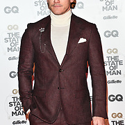 Luke Evans Arrivers at GQ 30th Anniversary celebration at Sushisamba, The Market, Convent Garden on 29 October 2018.