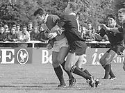 Twickenham, Great Britain,   Harlequins vs London Wasps, The Stoop Stadium, Twickenham, ENGLAND. Saturday 14/03/2015.  Will CARLING.<br /> <br /> [Mandatory Credit; Peter Spurrier/Intersport-images]