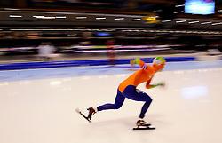 13-01-2013 SCHAATSEN: EK ALLROUND: HEERENVEEN<br /> NED, Speedskating EC Allround Thialf Heerenveen / 1500 women - Diane Valkenburg<br /> ©2013-FotoHoogendoorn.nl