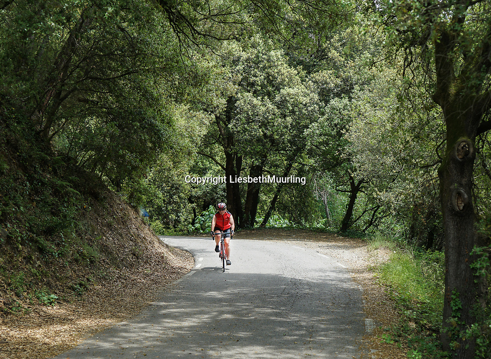 Cycling in Catalunya, Montseny