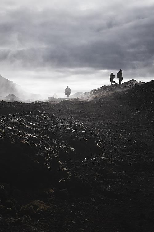 Lava field III (Krafla)