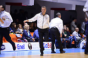 DESCRIZIONE : Brindisi  Lega A 2015-15 Enel Brindisi Dolomiti Energia Trento<br /> GIOCATORE : <br /> CATEGORIA : Arbitro Referee Before Pregame<br /> SQUADRA : Dolomiti Energia Trento Enel Brindisi<br /> EVENTO : Lega A 2015-2016<br /> GARA :Enel Brindisi Dolomiti Energia Trento<br /> DATA : 25/10/2015<br /> SPORT : Pallacanestro<br /> AUTORE : Agenzia Ciamillo-Castoria/M.Longo<br /> Galleria : Lega Basket A 2015-2016<br /> Fotonotizia : Enel Brindisi Dolomiti Energia Trento<br /> Predefinita :