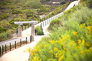 Hiking and Walking Trail in Carlsbad California